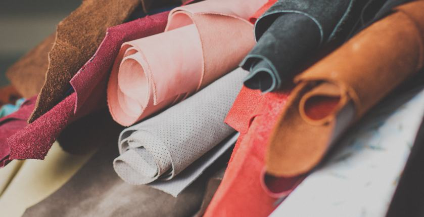 Tips på kökshandtag i läder
