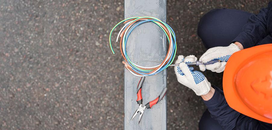 Hantverkare och elektriker i Gävle